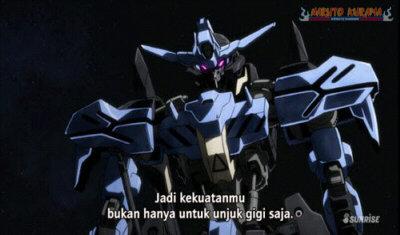 Kidou Senshi Gundam Tekketsu no Orphans S2 09 Subtitle Indonesia